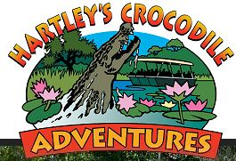 Hartley's Crocodile Adventures